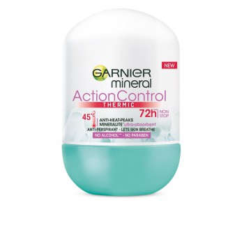 Garnier Mineral 72h Dezodorant roll-on Action Control Thermic  50ml