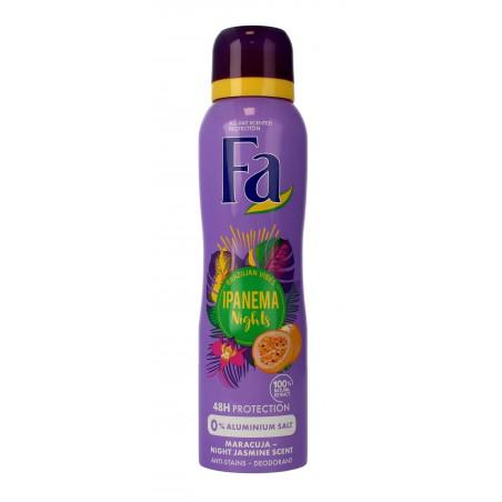 Fa Ipanema Nights  Dezodorant spray damski 150ml