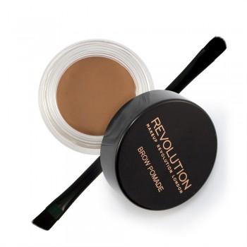Makeup Revolution Brow Pomade Pomada do brwi Soft Brown  1szt