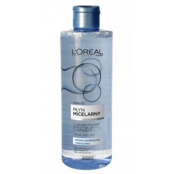 Loreal Skin Expert Płyn micelarny - cera normalna i mieszana  400ml