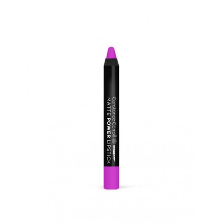 Constance Carroll Matte Power Lipstick Pomadka matowa w kredce nr 11 Fuchsia  1szt