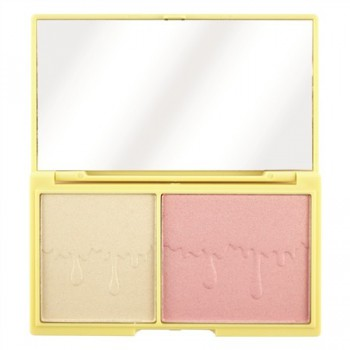 I Heart Makeup Chocolate Light & Glow - Paletka Do Konturowania Twarzy  11g