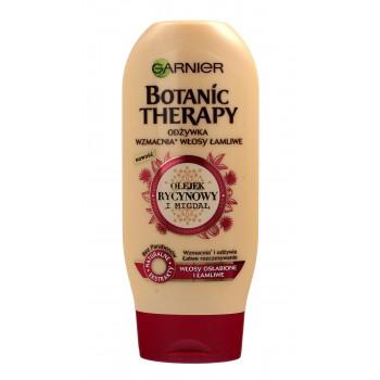 Garnier Botanic Therapy Olejek Rycynowy i Migdał Odżywka do włosów osłabionych i łamliwych  200ml