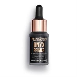 Makeup Revolution Baza pod makijaż Onyx Primer, 18 ml