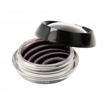 Makeup Revolution Magnetize Eyeshadow Cień do powiek magnetyczny Black  1szt