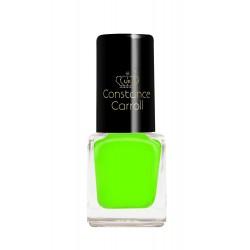 Constance Carroll Lakier do paznokci z winylem nr 76 Neon Green  5ml - mini