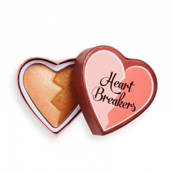 I Heart Revolution Heartbreakers Highlighter Rozświetlacz do twarzy Wise 10g