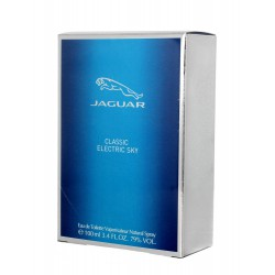 Jaguar Classic Electric Sky Woda toaletowa  100ml