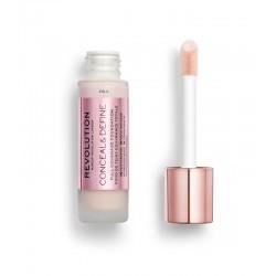 Makeup Revolution Conceal & Define Foundation Podkład kryjący F0.5