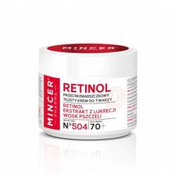 ELFA*MPH Retinol 504 przeciwzmar.krem tłusty 70+