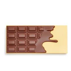 I Heart Revolution Paleta Cieni do powiek Chocolate Creme Brulee