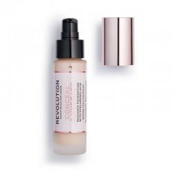 Makeup Revolution Conceal & Hydrate Foundation Podkład nawilżający nr F5 23ml