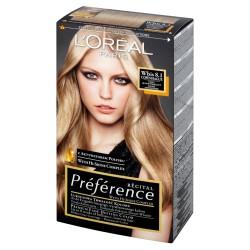 Loreal Farba Recital Preference Wbis 8.1 Jasny Blond Popielaty