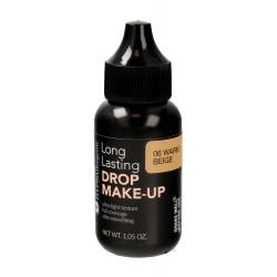 Bell Hypoallergenic Podkład kryjący Long Lasting Drop nr 06 Warm Beige 30g