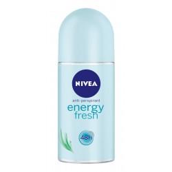 Nivea Dezodorant ENERGY FRESH roll-on damski 50ml