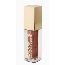 Delia Cosmetics Be Glamour Pomadka w płynie Cream Glow Gloss nr 504 Be My 5ml