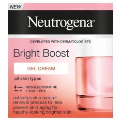 Neutrogena Bright Boost Krem-żel rozświetlający do twarzy  50ml