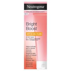 Neutrogena Bright Boost Żel ochronny SPF 30 do twarzy  50ml