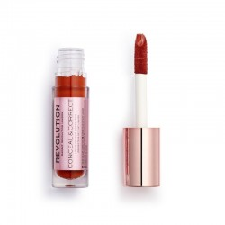 REVOLUTION korektor Conceal and Correct Red