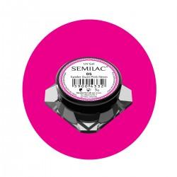 SEMILAC Spider Gum Żel do zdobienia paznokci 05 Neon Pink 5g