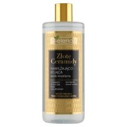 Bielenda Złote Ceramidy Nawilżająco-Kojąca Woda micelarna 500ml