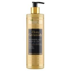 Bielenda Złote Ceramidy Regenerujący Balsam do ciała - do skóry suchej i odwodnionej  400ml