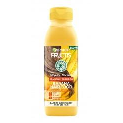 Fructis Hair Food Banana Szampon odżywczy do włosów bardzo suchych 350ml