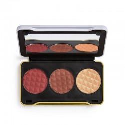 Makeup Revolution X Patricia Bright Zestaw do konturowania twarzy Dusk Til Dawn  1szt