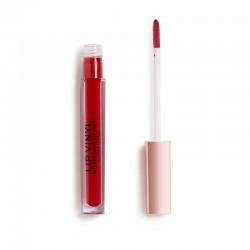 Makeup Revolution Lip Vinyl Błyszczyk do ust Ruby  1szt