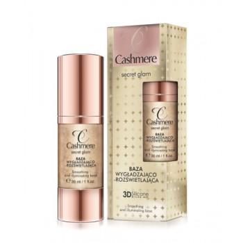 Dax Cosmetics Cashmere Secret Baza Glam wygładzająco rozświetlająca