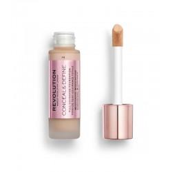 Makeup Revolution Conceal & Define Foundation Podkład kryjący F9  23ml
